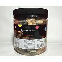 Hot Mix Licorice 1000 gram / 35 oz