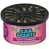 California Scents Shasta Strawberry Car Scent Air Freshener