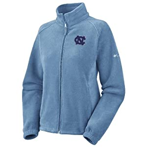 NCAA North Carolina Tar Heels Ladies Striker Sweater by Columbia