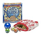 House of Marbles 'Little Box Of Marbles' Pocket Games 7 Toys (Stocking Filler)