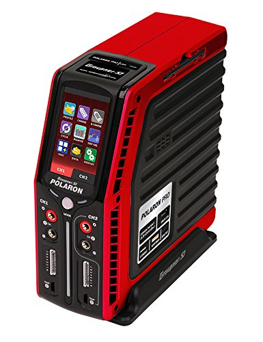 Graupner Polaron PRO Charger, Red