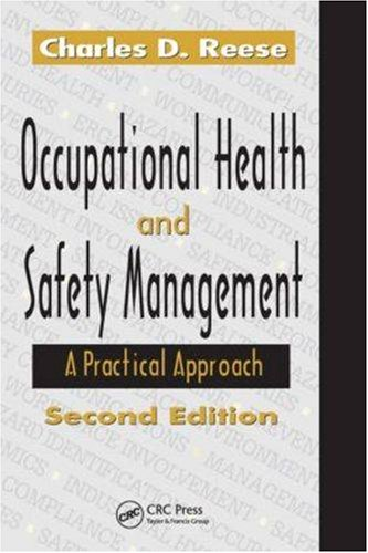 Occupational Health and Safety Management: A Practical...