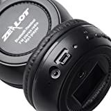 VicTsing Wireless Stereo Bluetooth Headphones for Mobile Cell Phone Laptop PC Tablet
