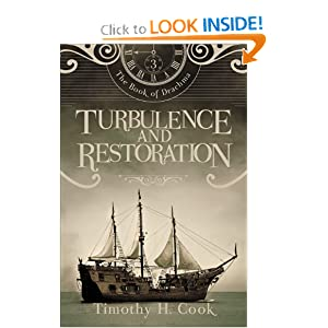 Tubulence and Restoration, The Book of Drachma, Book Three