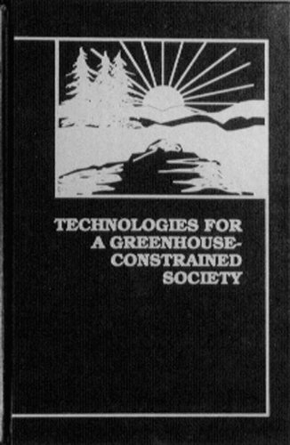Technologies For A Greenhouse-Constrained Society