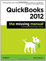 QuickBooks 2012: The Missing Manual Front Cover