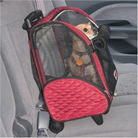 snoozer-wheel-around-4-in-1-pet-travel-carrier-red-large