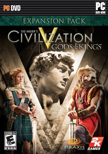 Sid Meier'S Civilization V: Gods And Kings - Pc front-926189