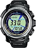 Casio Men's Digital Watch Prw-2000-1Er with Radio Controlled Pro-Trek Solar Powered Resin Strap