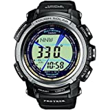 "Casio Sport Unisex-Armbanduhr Pro-Trek-Funk-Solar-Kollektion Digital Quarz PRW-2000-1ERvon ""Casio"""
