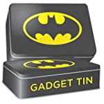 Batman Logo Men's Gadget Tin