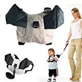 Baby Safety Harness Kids Toddler Walk Bat Wings Shaped Keeper Bag Backpack Rein Strap