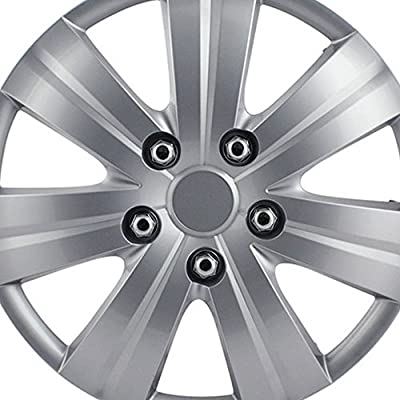 "Pilot Automotive 7 Spoke 14"" Wheel Cover"
