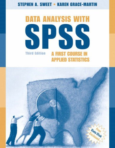Data Analysis with SPSS (3rd Edition)
