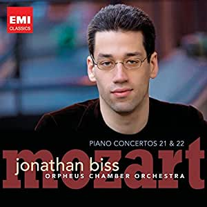 Mozart : Concertos pour piano n° 21 et n° 22