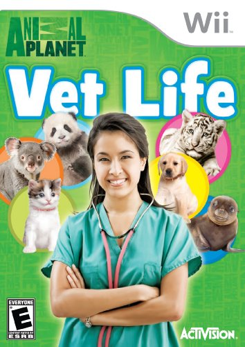 Animal Planet: Vet Life - Nintendo Wii (Animal Games For Wii compare prices)
