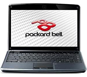 "Packard Bell Butterfly S-FC-020FR Ordinateur Portable 13.3 "" AMD Radeon HD 4330 Windows Vista Home Premium Noir"