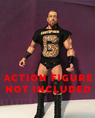 WWE Custom Action Figure Shirt: Finn Bálor-