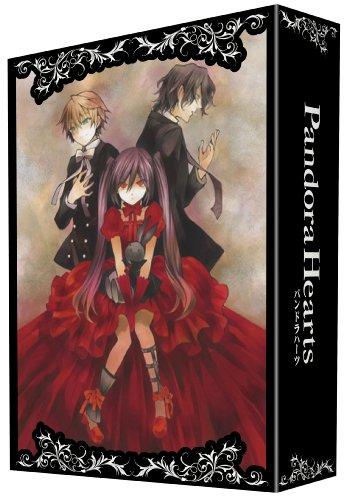 PANDORAHEARTS(パンドラハーツ) DVD RETRACE:1