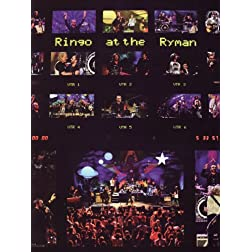 Ringo Starr And His All Starr Band 2012:  Ringo At The Ryman [DVD]