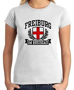Cotton Island - T-shirt Frauen TSTEM0037 freiburg im breisgau