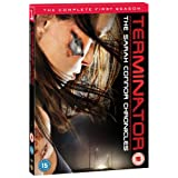 Terminator: The Sarah Connor Chronicles - The Complete First Season [DVD] [2008]by Lena Headey