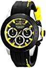 Invicta Men's 17191 Speedway Analog Display Japanese Quartz Black Watch