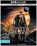 Jupiter Ascending (4K Ultra HD BD) [Blu-ray]