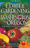 img - for Edible Gardening for Washington & Oregon book / textbook / text book