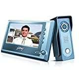 Godrej 7-Inch  Solus Video Door Phone Kit (Free Installation)