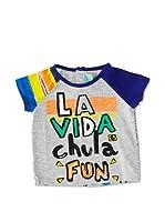 Desigual Camiseta Laurel (Marino)