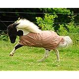 EOUS Lightweight Foal/mini Waterproof Horse Turnout Blanket (1800D)