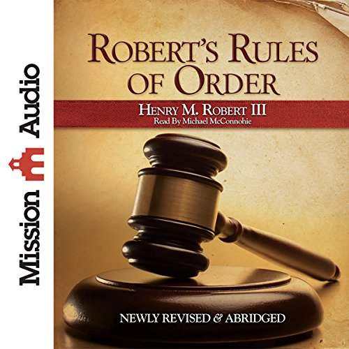 Download Robert's Rules of Order