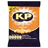 KP Honey Roast Peanuts 12 x 50g