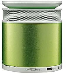 Rapoo A3060 Bluetooth Mini Speaker (Green)