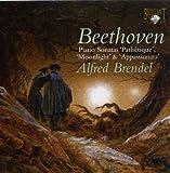 Beethoven: Famous Piano Sonatas - Moonlight, Pathetique, Appassionata