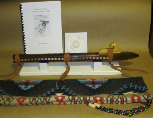 Native American Flute - Walnut - Professional, Concert Level - Handmade
