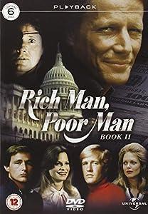 Rich Man Poor Man - Book 2 [6 DVDs] [UK Import]