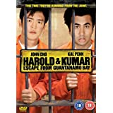Harold And Kumar Escape From Guantanamo Bay [DVD]by Kal Penn