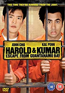 Harold And Kumar Escape From Guantanamo Bay [DVD]
