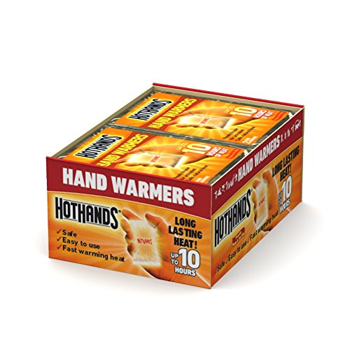 HotHands Hand Warmers (40 pairs) (Hand Warmers Heat Packs compare prices)