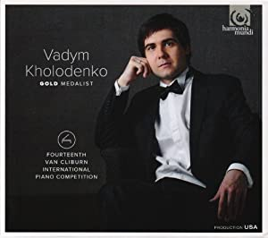 14th Van Cliburn Competition - Gold