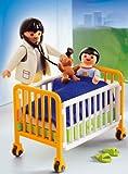 PLAYMOBIL® 4406 - Kind im Krankenbett