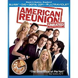 American Reunion (Two-Disc Combo Pack: Blu-ray + DVD + Digital Copy + UltraViolet)