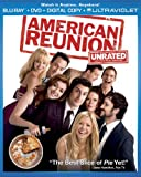 51%2BkBinq2uL. SL160  American Reunion (Two Disc Combo Pack: Blu ray + DVD + Digital Copy + UltraViolet)