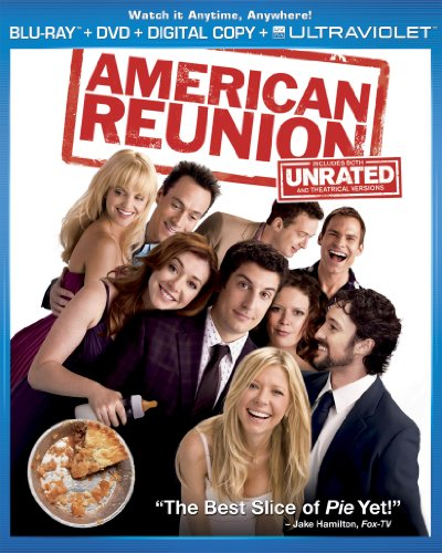 Cover art for  American Reunion (Blu-ray + DVD + Digital Copy + UltraViolet)