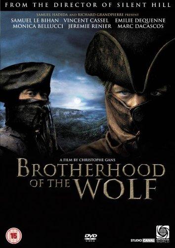 Brotherhood of The Wolf [DVD]