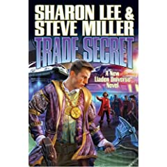 Trade Secret Limited Signed Edition by Sharon Lee and Steve Miller