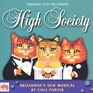 SOUNDTRACK/CAST ALBU - HIGH SOCIETY