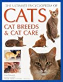 img - for The Ultimate Encyclopedia of Cats, Cat Breeds & Cat Care book / textbook / text book